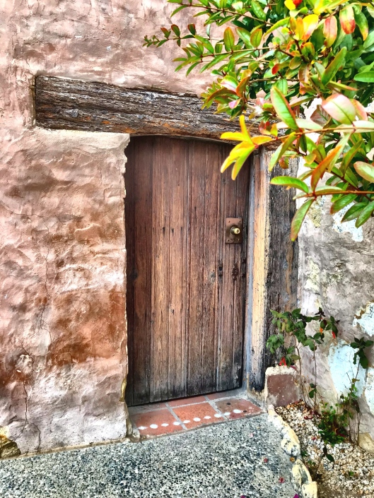 Carmel Doorway